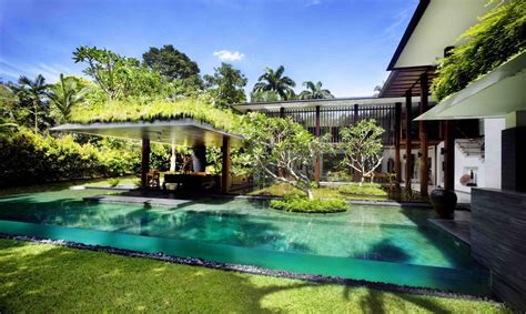 garden with pool designs backyard landscaping ideas swimming pool design homesthetics inspiring ideas for your home