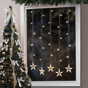 Ideen Mit Lichterketten : fensterdeko h ngend oder stehend tolle ideen f r weihnachten weihnachtsdeko ideen zenideen ~ Markanthonyermac.com Haus und Dekorationen