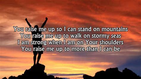 You Raise Me Up  Selah (best Inspiring Christian Song