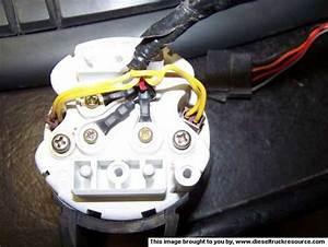 Oem Tach Wiring Diagram - Dodge Diesel