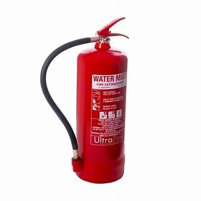 Extinguisher Fire Water Mist Ultrafire