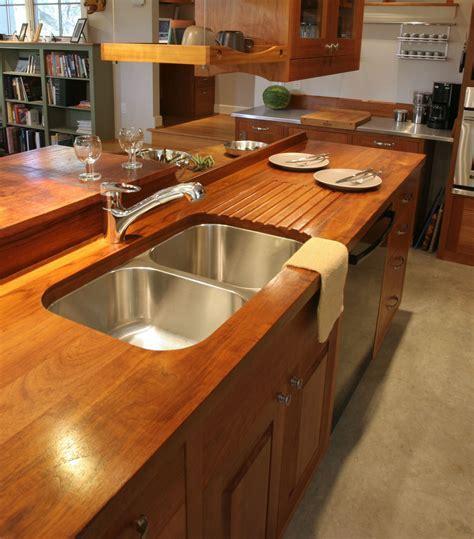 DeVos Custom Woodworking Sink Photos