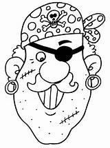 Piraten Piraat Kleurplaat Pirate Thema Kleuterdigitaal Coloring Kleurplaten Kp Afkomstig Knutselen Masker Pirates Bezoeken Feestje Gemerkt Aerschot Iris sketch template