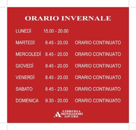 Libreria Lovere by Libreria Mondadori Lovere