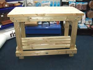 Shop Work Benches