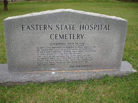 Eastern State Hospital Lexingto
