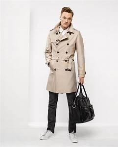Trench Coat Burberry Homme : herren trenchcoat 78499652 we fashion ~ Melissatoandfro.com Idées de Décoration