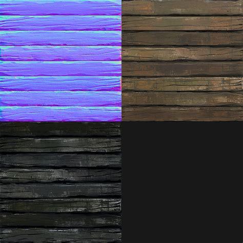 wood floor zbrush philipk net rough wood planks tutorial