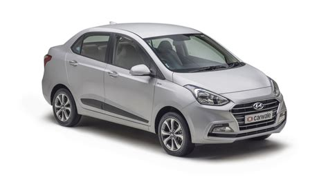 Hyundai Xcent Sleek Silver Colour, Xcent Colours In India