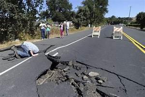 Sisme En Californie L39tat D39urgence Dclar Tats Unis
