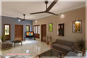 kerala home interior design photos middle class With interior design kerala house middle class
