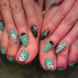 Long Nails Awesome Cute Long Nails Tumblr Fashionable Summer Nail