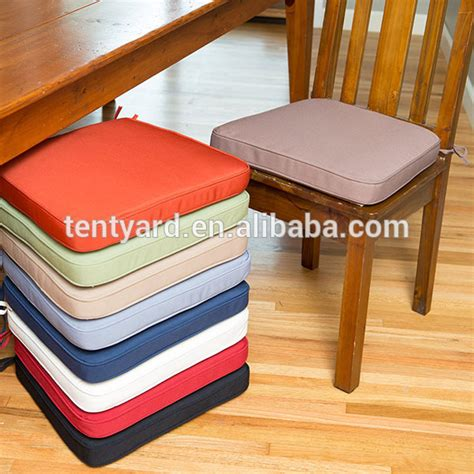dining room chair wood chair pad cushion seat cushion