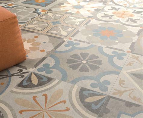 carrelage imitation anciens carreaux de ciment decor