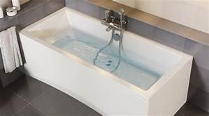 Baignoire à Poser : prix d 39 une baignoire co t moyen tarif de pose prix pose ~ Melissatoandfro.com Idées de Décoration