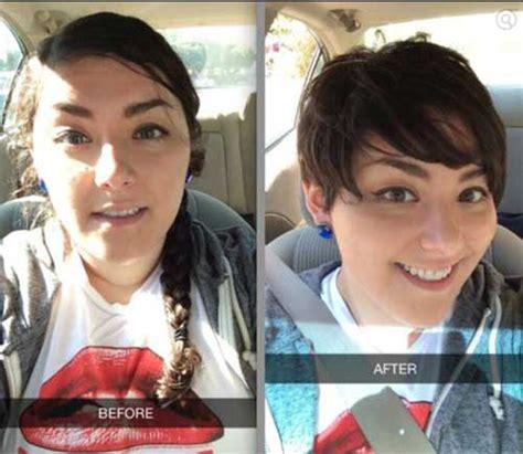 pretty short haircuts  chubby  face