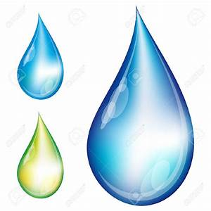 Water Drop clipart rain droplet - Pencil and in color ...