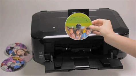 canon pixma direct disc print