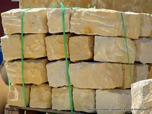Was Ist Sandstein : sandstein mauersteine 20x20x40 gespalten gespitzt sandstein natursteine ist ein ~ Markanthonyermac.com Haus und Dekorationen