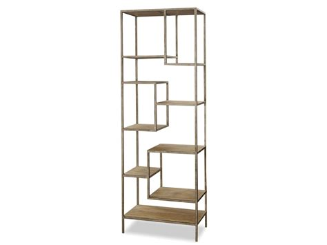 universal furniture curated bunching etagere