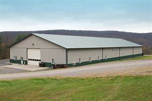 agricultural pole buildings in hegins pa timberline With 60x80 pole barn