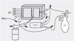 1000 Watt Ballast Wiring Diagram