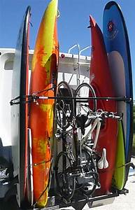 This Rack Has The Sup Attachments Allowing You To Carry