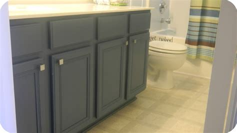 navy blue bathroom vanity flagstaff house pinterest