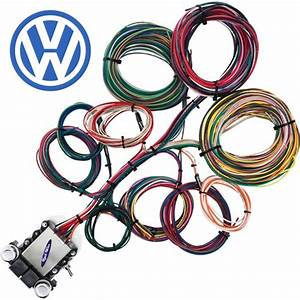 8010  Vw Wiring Harness Tape