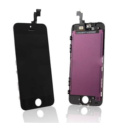 iphone 5s digitizer iphone 5s lcd screen with digitizer without parts black