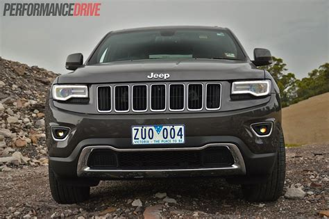 jeep grand cherokee limited  review video