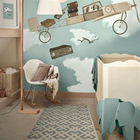 theme chambre bébé garçon chambre bebe theme montagne design de maison