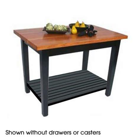 24 x 48 kitchen island boos rn c4824c d s 48 quot x 24 quot le classique table 7305