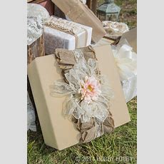 25+ Best Ideas About Wedding Gift Wrapping On Pinterest