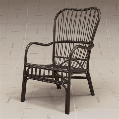ikea storsele chair 3d model formfonts 3d models textures