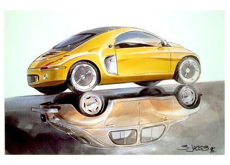 Renault Fiftie Concept (1996) – Old Concept Cars