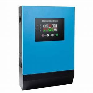 Hybrid Solar Inverter Pure Sine Wave 5kw 4kw 3kw 2kw 1kw Mppt Charge Controller