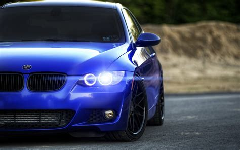 car bmw rims blurred blue cars wallpapers hd desktop  mobile backgrounds