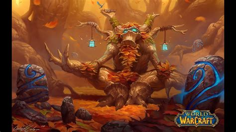 World Of Warcraft Everybody Dance Now Treant Form Style