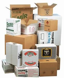 Carton De Déménagement Gratuit : achat carton achat carton d m nagement ~ Premium-room.com Idées de Décoration