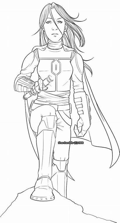 Mandalorian Jedi Wars Armor Star Jaina Solo
