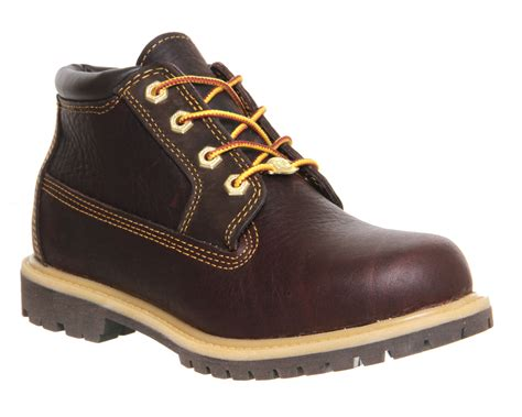 Timberland Nellie Chukka Double Waterproof Boots In Brown