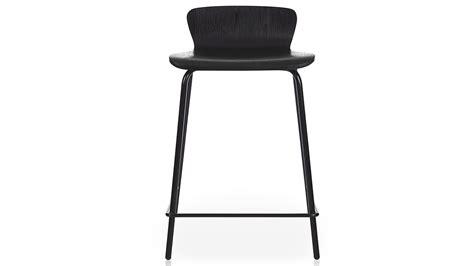 felix black counter stool crate and barrel
