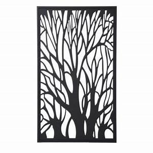 Panneau Décoratif Extérieur : panneau d cor arbre blooma idaho 100 x 171 cm castorama ~ Premium-room.com Idées de Décoration