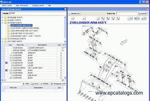 Daewoo Doosan Infracore Gpes 2010 Spare Parts Catalog Download