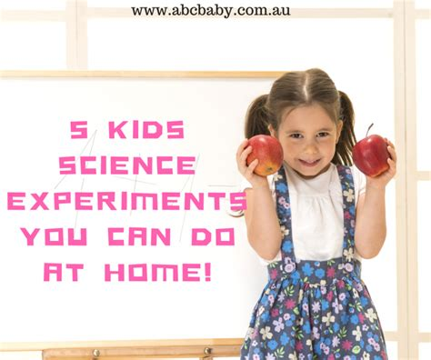 kids science experiments     home abc blog