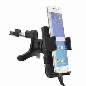 Handy Mit Qi : antye qi kfz ladestation wireless charger induktives ladeger t f r das auto mit drei ~ Eleganceandgraceweddings.com Haus und Dekorationen
