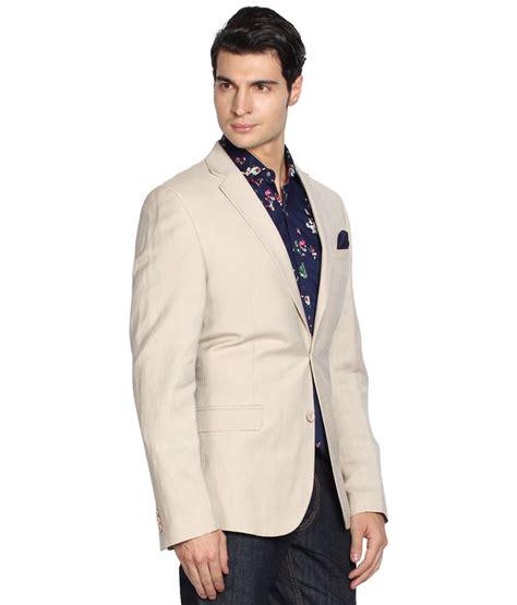Beige Blazer Mens - Trendy Clothes