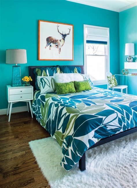 stunning turquoise room ideas  freshen   home