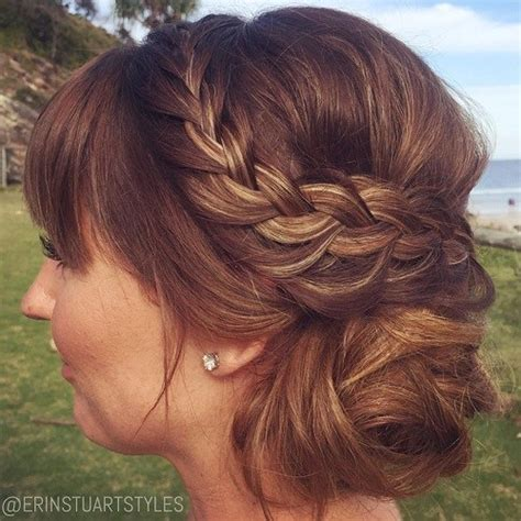 side updos that are in trend 40 best bun hairstyles for 2019